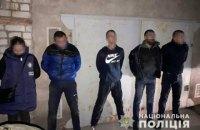 В Николаеве задержали банду, взрывавшую банкоматы