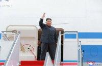 Ким Чен Ын может посетить Россию в ноябре