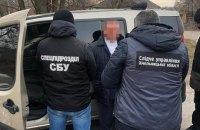 Главу ОТГ в Хмельницкой области задержали за взятку