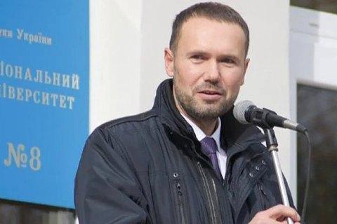 Комитет Рады не рекомендовал назначать Шкарлета министром образования