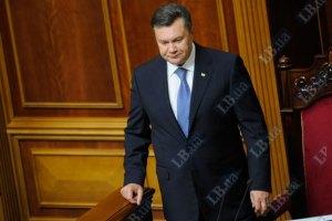 Янукович предложит декриминализировать экономические преступления