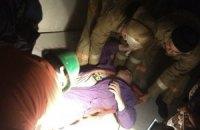 В Киеве мужчина упал в шахту лифта