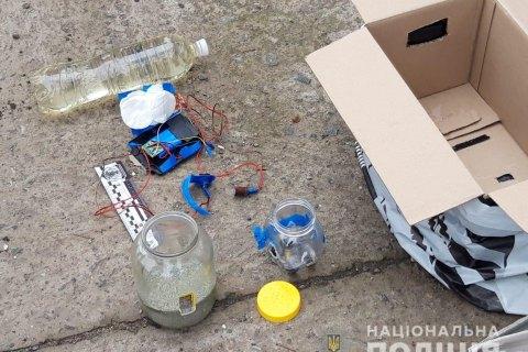 Полиция обезвредила взрывное устройство, найденное в рейсовом автобусе Киев-Измаил