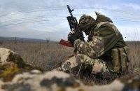 Військовий загинув, сімох поранено за добу на Донбасі