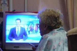 О ПР на телевидении говорят в 9 раз больше оппозиции