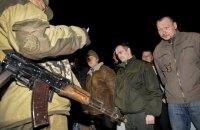 З полону бойовиків звільнили ще одного українського військового
