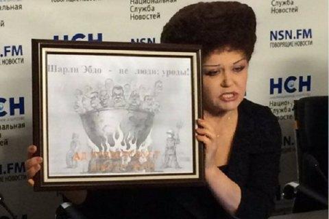 Карикатурист Юрий Журавель подал в суд на российского сенатора Петренко за плагиат
