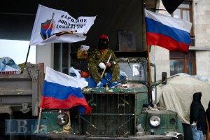 Мера Єнакієвого примушують присягнути на вірність Донецькій республіці