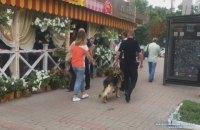 В Киеве неизвестные устроили стрельбу в кафе и сбежали, бросив пистолет