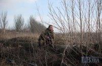 Інтенсивність бойових дій на лінії зіткнення зменшилась, - штаб ООС