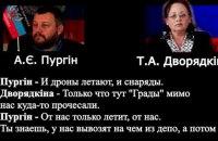 СБУ выложила переговоры сепаратистов про обстрелы с жилых кварталов Донецка