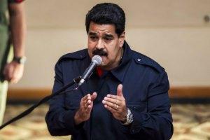 Мадуро звинуватив мера Каракаса в підготовці перевороту