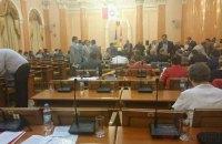 Горсовет Одессы на своей последней сессии не стал признавать РФ агрессором