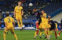 Зинченко установил рекорд сборной Украины