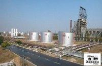 Сотрудники прокуратуры проводят обыски на Херсонской нефтеперевалке