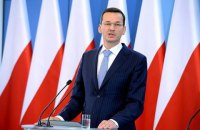 Моравецкий возложил на ФРГ ответственность за все преступления Второй мировой