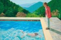 Картину британского художника Дэвида Хокни продали за рекордные $90,3 млн