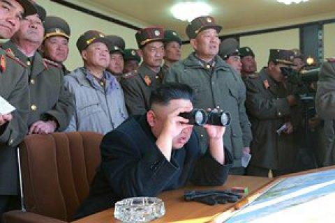 КНДР заявила про випробування надпотужного ракетного двигуна