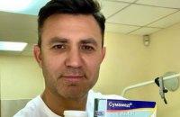 Нардеп Тищенко сообщил о положительном тесте на коронавирус
