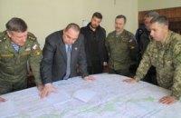 Плотницкий подписал карту отвода тяжелых вооружений