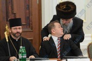 Янукович встретится с главами церквей