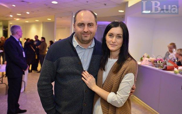 Дмитрий и Виктория Кириченко