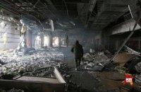 Бойцы в Донецком аэропорту получили подкрепление, - Бирюков