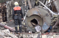 Взрыв произошел на частном предприятиии в Сумах