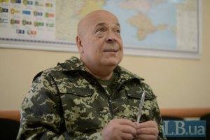 Москаль розповів про нові руйнування у Луганській області