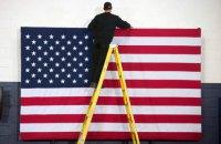 В США обнародовали первые результаты президентских выборов