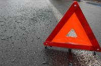 В Ивано-Франковской области пьяный водитель на польских номерах наехал на патрульных и повредил служебное авто