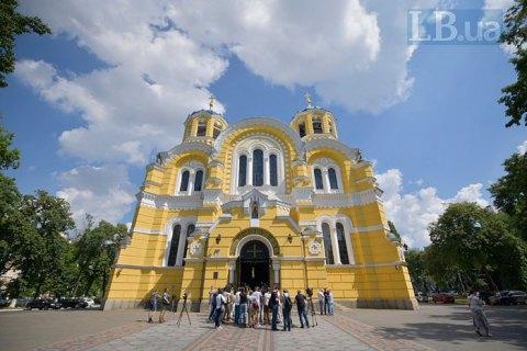Владимирский собор решил транслировать пасхальную службу на собственных ресурсах