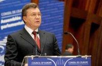 Янукович: Україна випередила графік підготовки до Євро-2012