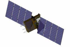 """Запуск супутника зв'язку """"Либідь"""" відклали через анексію Криму"""