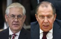 Госдеп США анонсировал встречу Лаврова и Тиллерсона в Нью-Йорке