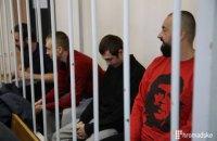 Московський суд продовжив арешт всім українським морякам