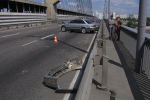 ДТП в Києві: три машини розбилися через водія