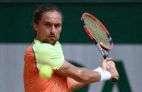 Долгополов втратив перемогу в фіналі Shenzhen Open