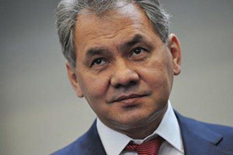 В Минск прибыл министр обороны России Шойгу