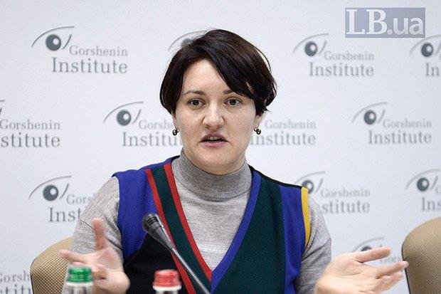 Елена Червонык