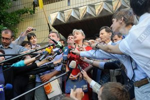 Жена Луценко хочет перевести мужа в больницу