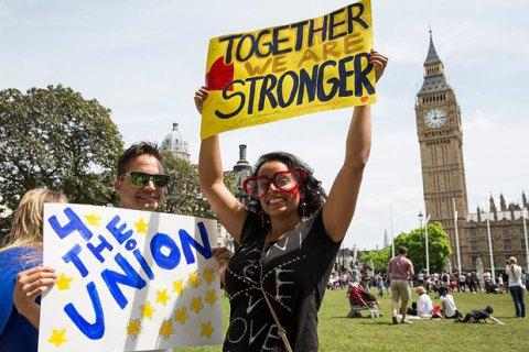 """Уряд Британії відхилив петицію щодо повторного референдуму про """"Брекзит"""""""