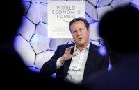 Экс-премьер Великобритании Кэмерон считает, что Россия получила ЧМ-2018 с помощью коррупции