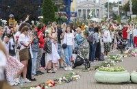"""У Білорусі жінки влаштували """"ланцюги солідарності"""" проти насильства силовиків"""