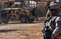 В Іраку випустили 10 ракет по базі, де перебувають американські військові