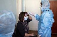 За добу кількість хворих на коронавірус в Україні збільшилася на 477 (оновлено)
