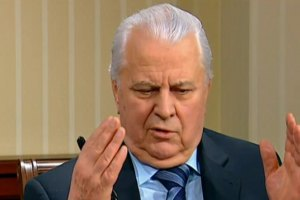 """Кравчук не хоче сідати за """"круглий стіл"""" із сепаратистами"""