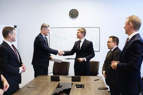 Україна і Польща підписали договір про правила взаємодії ГТС