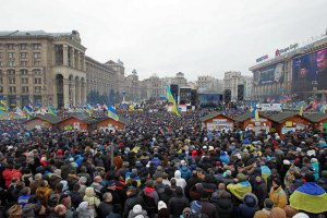Оппозиция анонсировала очередное вече на Майдане