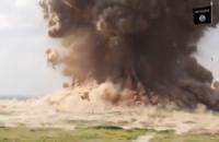 ІД показала на відео, як було підірвано давнє місто Німруд